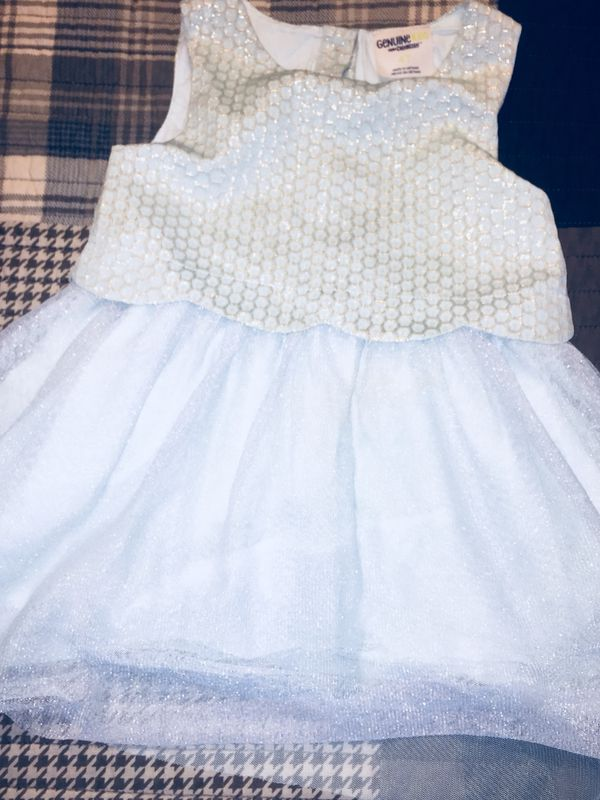 2 4T Girls Tulle Dresses (Oshkosh and Boutique)