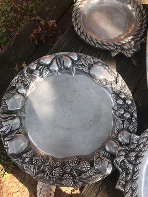 Silver plates for Sale in Dallas, TX