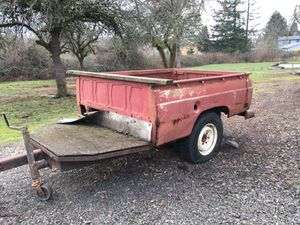 Ford Courier trailer for Sale in Oregon City, OR