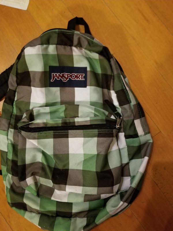 Backpack. Jansport