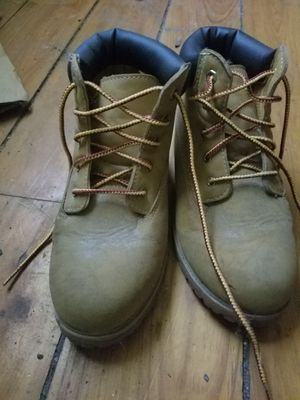 Boys work boots for Sale in Brooksville, FL
