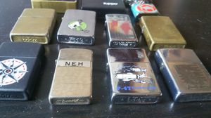* Zippo collection * $60 for Sale in Riverview, FL
