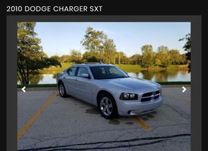 2010 Dodge Charger SXT for Sale in Homer Glen, IL