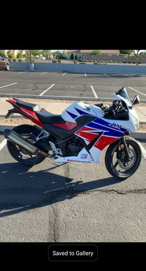 2015 CBR300R parts. for Sale in Phoenix, AZ