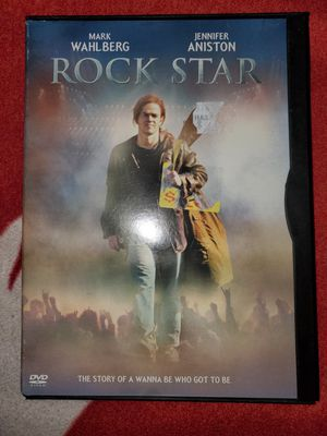 Rock star DVD. Free for Sale in Oakland, CA