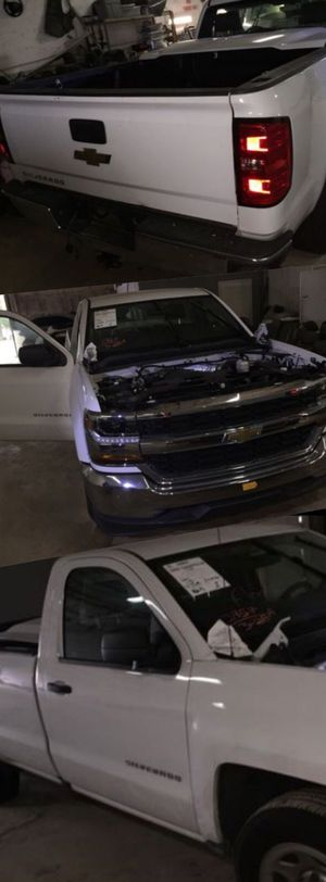 2018 Chevy Silverado for parts parting out oem part for Sale in Key Biscayne, FL