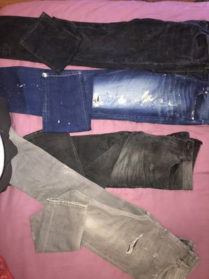DIESEL JEANS 4 pairs for $400 for Sale in Queens, NY