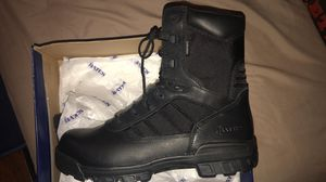 Steel Toe Work Boots (NEW) MENS for Sale in Donna, TX