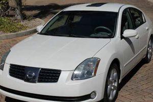 '04 Nissan Maxima.. for Sale in Tulsa, OK