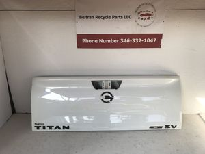 2016-2019 Nissan Titan Tail Gate for Sale in Houston, TX