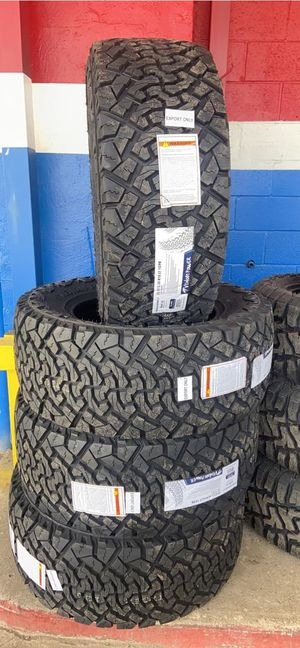 33x12.50r18 Venom XT All Terrain IN STOCK ✅ We do payments only $54 dwn for Sale in Dallas, TX
