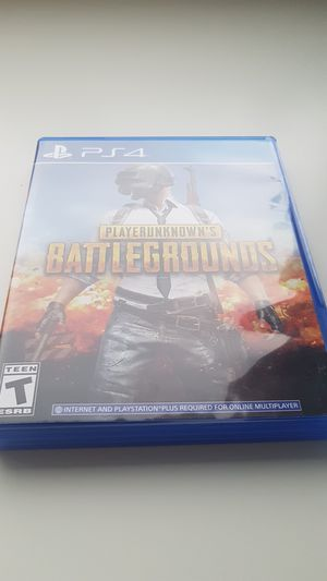 Pub G ps4 for Sale in Cleveland, OH