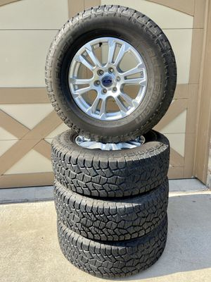 "Ford OEM 18"" wheel/tire combo for Sale in Murphy, TX"