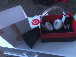 Beats Solo 3 wireless headphones. for Sale in Romoland, CA