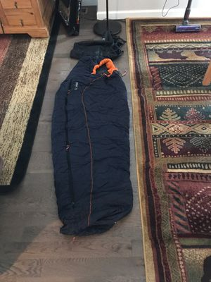 REI ZigZag +15 f Kids Sleeping bag for Sale in Denver, CO