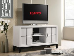 NEW IN THE BOX. TV STAND, SKU# B4610-8CT for Sale in Westminster, CA