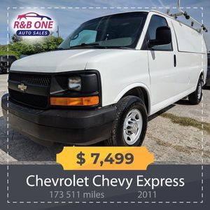 2011 Chevrolet Chevy Express G3500 $7̶9̶9̶9̶ $7499 for Sale in Orlando, FL