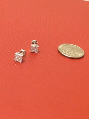 Sterling silver earrings for Sale in Brooklyn, NY