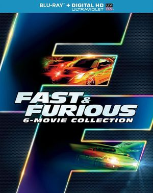 Fast & Furious 6 Movie Collection Blue-Ray for Sale in Kissimmee, FL