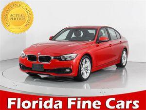 2016 BMW 3 Series for Sale in North Miami Beach, FL