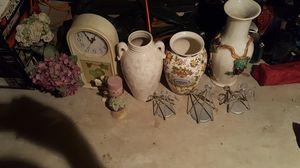 Home Decor, Tall Vases & More for Sale in Keller, TX