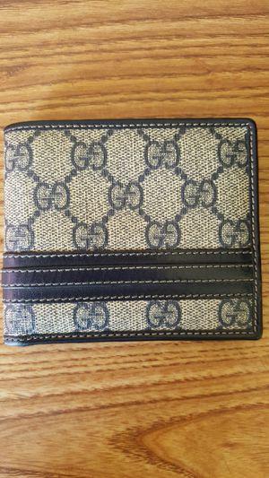 Gucci wallet for men asking for $165 for Sale in El Monte, CA