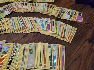 2500 C/UC/R, 250 Reverse Holo, 100 Holo Pokemon Cards for Sale in Odessa, FL