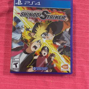 Naruto To Boruto Shinobi Striker For The Ps4 for Sale in Miami, FL
