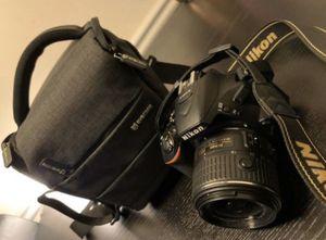 Nikon D5500 for Sale in Washington, DC