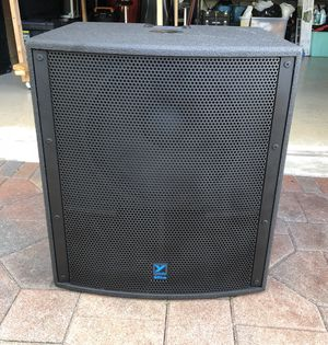 Yourkville LS800P - Subs - pair for Sale in Plantation, FL