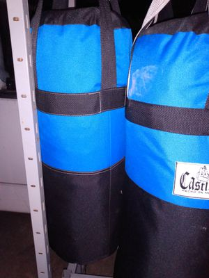 Big punching bag for Sale in Grand Prairie, TX