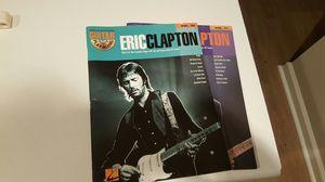 2 Eric Clapton Play Books for Sale in Atlanta, GA