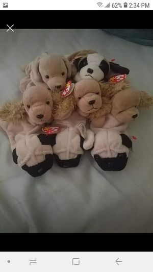 Beanie Babies like new condition for Sale in Katy, TX