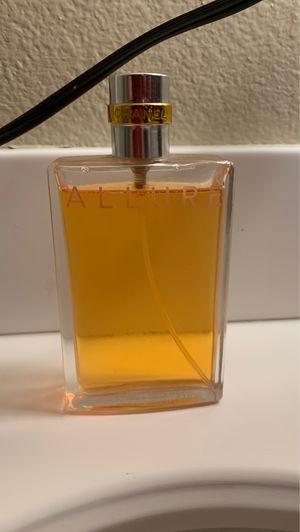 Chanel Perfume 3.4 FLOZ for Sale in Corona, CA