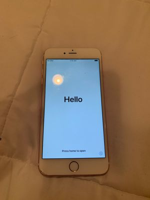 iPhone 6s Max Rose gold for Sale in Gilroy, CA