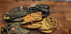 I have a bunch of baseball equipment some new some old for Sale in Washington Township, NJ