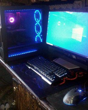 I7 8700+GTX 1070ti Gaming Desktop trade for laptop for Sale in Tumwater, WA