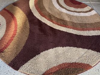 Household 8x8 Round Rug for Sale in Ladera Ranch,  CA