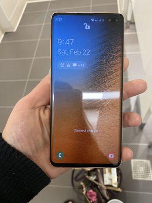 Samsung galaxy S 10+128 GB for Sale in Santa Ana, CA