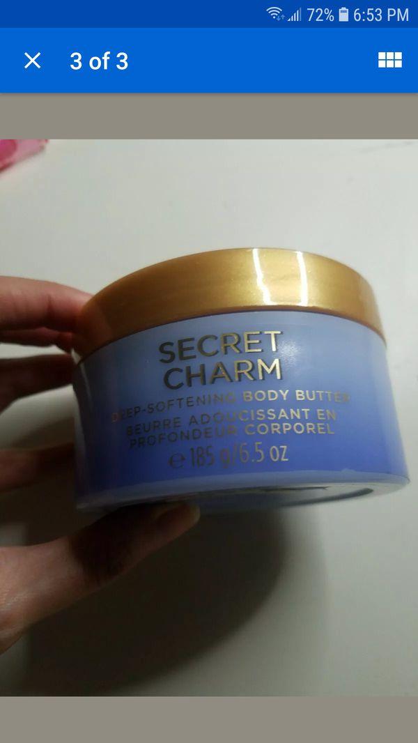 New Victoria's secret Charm body cream lotion