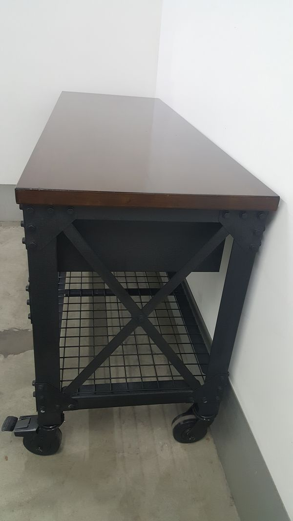 Whalen 72 Quot Metal And Wood Workbench For Sale In Downey Ca