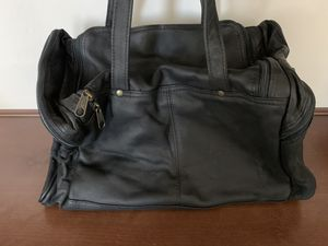 Leather Duffle Bag for Sale in Las Vegas, NV