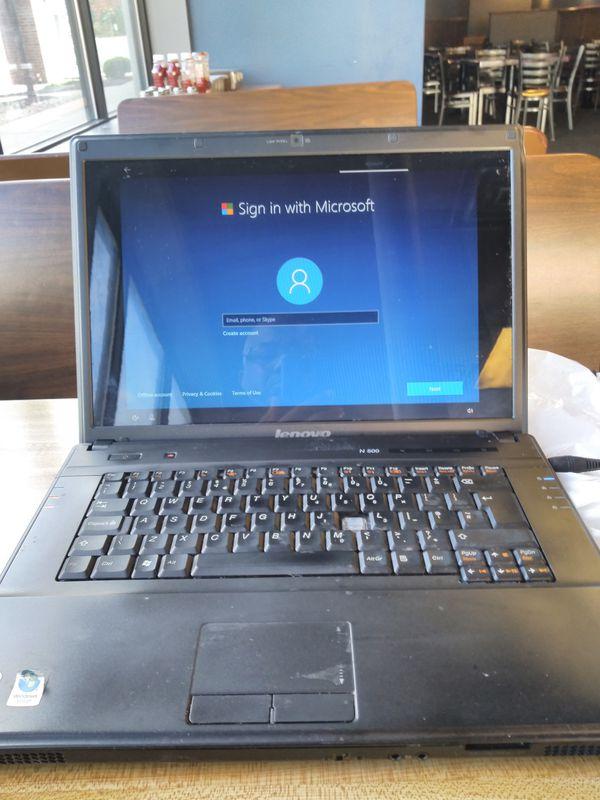 Lenovo laptop windows 10
