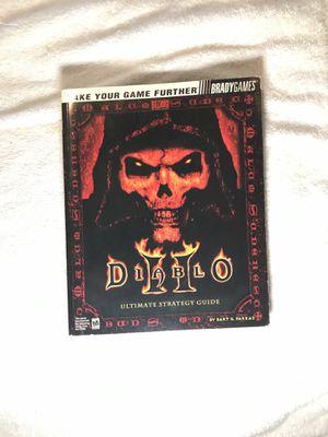 Diablo II Ultimate Strategy Guide for Sale in Shepherdstown, WV