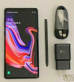 Unlocked samsung Galaxy Note 9 for Sale in Seattle,  WA