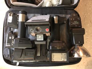 Old camera equipment for Sale in Brooklyn, NY