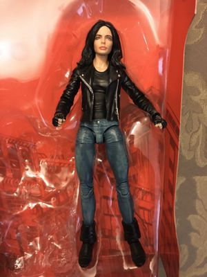 Marvel Legends Jessica Jones from man thing baf wave for Sale in Wichita, KS