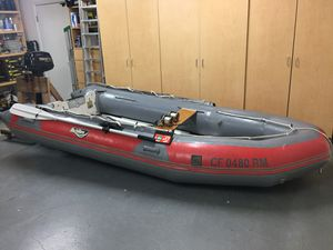 2011 Achilles SQX-122 Inflatable Boat for Sale in Benicia, CA