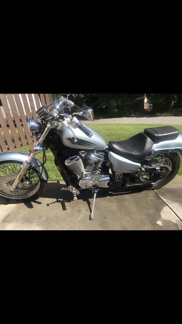 Honda shadow 600cc motorcycle