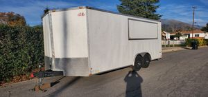 2016 Cargo Mate 20' Enclosed Trailer for Sale in Fontana, CA